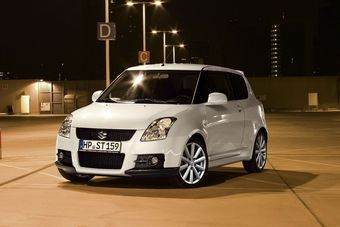 Suzuki выпустит Swift в комплектации Rock at the Ring для фанатов рок-музыки